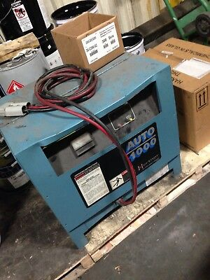 Hertner Forklift Battery Charger 480v  TN-18-680.  - 36V - 3PH
