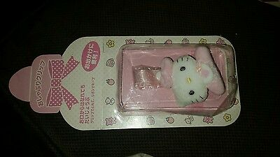 Hello kitty sweet plush baby girl pacifier holder in package