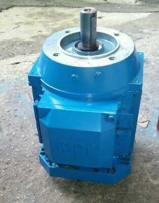 Electric motor (ABB). 3-phase.1.5kw. 230/ 415volt. D90. B14 frame. Working.