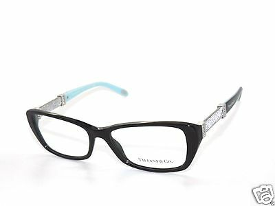 SALE*  TIFFANY & CO TF2117B  2117B 2117 BLACK/BLUE/SILVER 8001 Eyeglasses 53