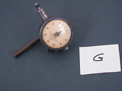 Federal dial indicator     g