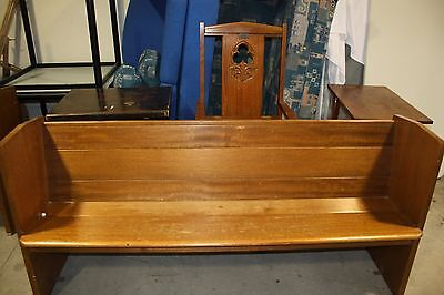Vintage Church Pews - Medium Size