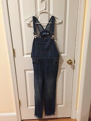 NWT Old Navy Girls Overalls XL