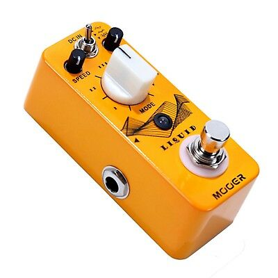 NEW Mooer Liquid Digital Phaser Micro Electric Guitar Effects Pedal True Bypass