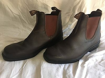 NEW Blundstone size 11 men's dress boots RRP $220