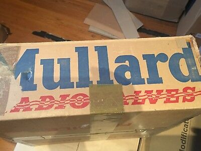 Mullard EL36 Tubes Rare Original Box  Just $20 Each