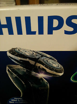 Philips Norelco SensoTouch 3D 1250 with original RQ12 head