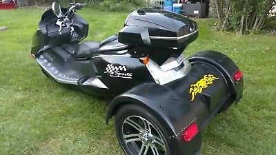 2010 Other Makes Trike scooter icebear  motorcycle trike 3 wheelers