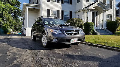 2008 Subaru Outback XT Limited 2008 Subaru Outback XT Limited - MT - Stage 2 (2.5?) Upgrades