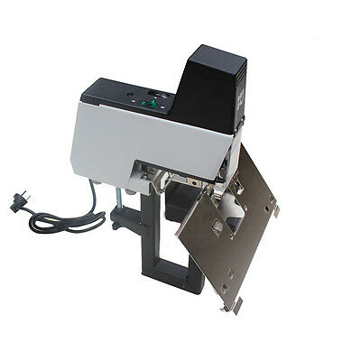 220V 106 Electric Auto Rapid Stapler Binder Binding machine 2-50 sheets + Pedal