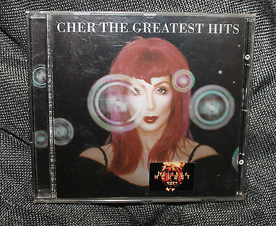 CD  CHER - The greatest Hits