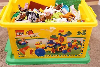 Bulk Lot Mixed LEGO People Cars Horses - Lego Friends + Other