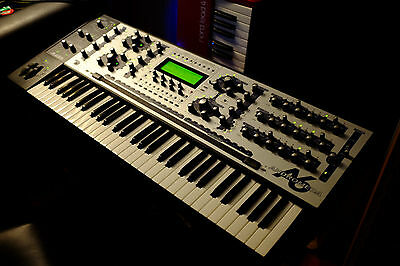 RARE Alesis Andromeda A6. Polyphonic Analogue Synthesizer
