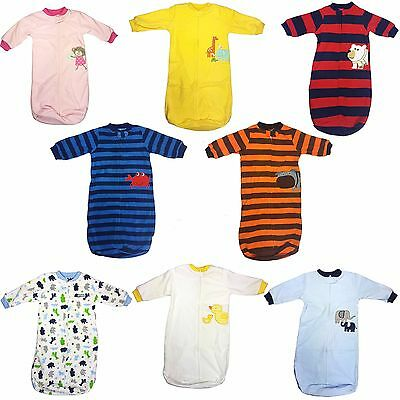 Baby Sleep Bag 0 - 8 Months 8 Designs Microfleece Infant Sleeping Bag