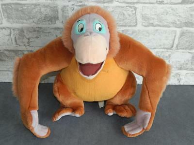 "Disney The Jungle Book - King Louie Soft Plush 12""x14"""