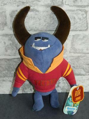 BNWT Disney Monsters University - Ror Johnny Small Plush 11""