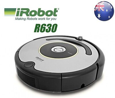 iRobot Roomba 630 ROBOTIC VACUUM CLEANER WITH iADAPT NAVIGATION ==BRAND NEW==