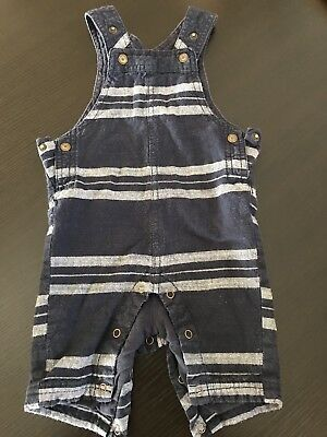 Jack & Milly Long Overalls - Size 000