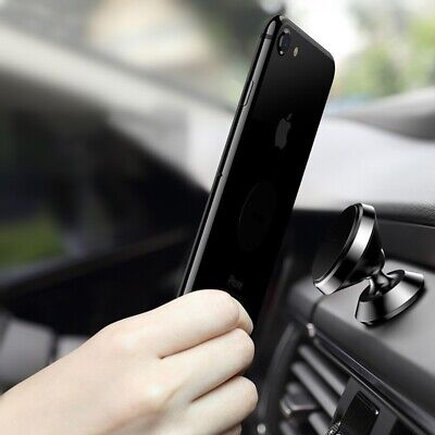 Support Universel Aimant Magnetique Voiture Telephone Pour Iphone Samsung Gps