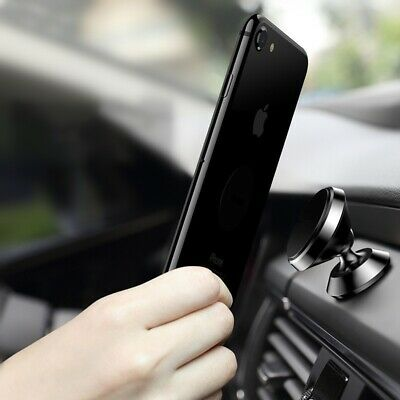 Universel Support Aimant Magnetique Voiture Telephone Pour Iphone Samsung  Gps 08f4bf2e105