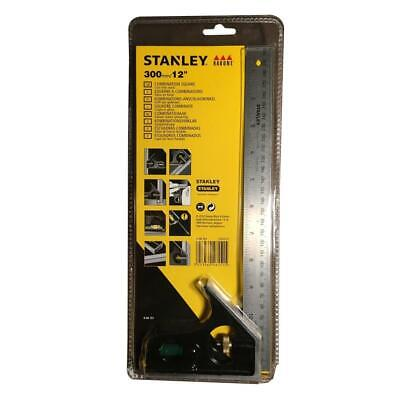 Stanley - 1912 Combination Square 300Mm 12In