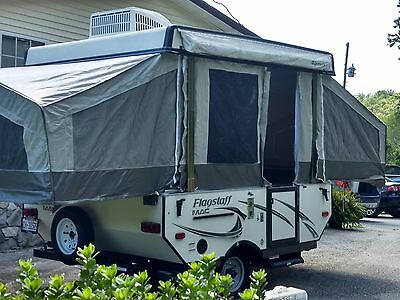 New 2016 Flagstaff forest river pop up camper