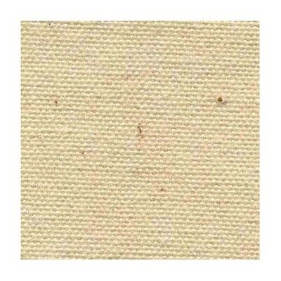 "Cotton Duck sold per Metre - 12 oz - 72"" (183 cm) Wide - Unprimed Canvas"