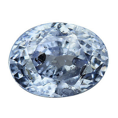 1.465 Cts Wonderful Luster Purple Natural Sapphire Oval Loose Gemstones