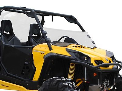 Super ATV Wrinkle Black Nerf Bars Can-Am Commander 800//1000