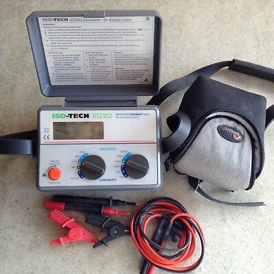 Insulation & Continuity Tester