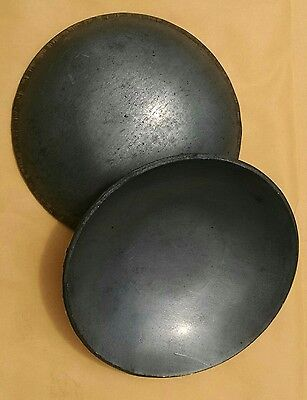 "(20) 5"" Outside Diameter STEEL WELD ON PIPE CAPS - Dome Shaped"