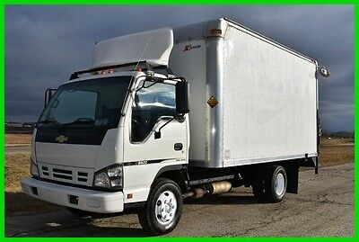 2007 Chevy W3500 14ft Box Truck w/ Lift Gate - Low Reserve - 86k miles