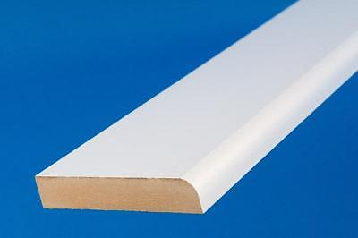 "2"" Pencil Round Architrave Primed MDF 10 x 2.1m FREE DELIVERY"