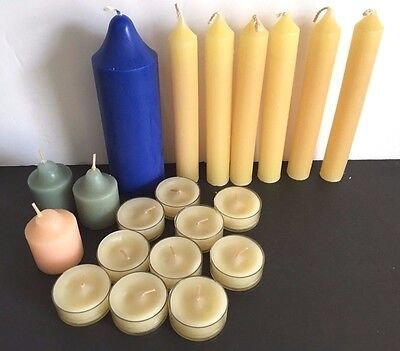 Mixed Lot of 20 Party Lite Candles