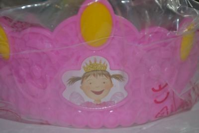 Burger King Girls Pink Pinkalicious Tiara Headband Crown