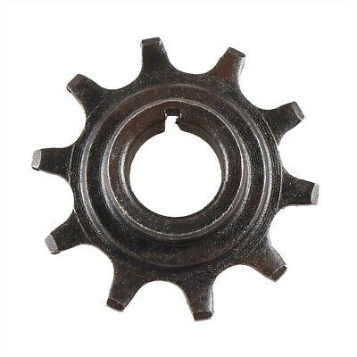 10T Clutch Gear Drive Sprocket Fit 49cc 66cc 80cc Engine Motorised Bike