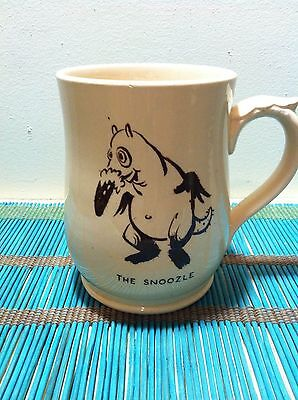 Harvest Wade Vintage Mug, The Cranky Tankard #6, The Snoozle