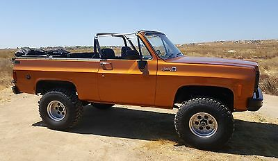 1974 GMC Jimmy  1974 GMC Jimmy K5 / Blazer