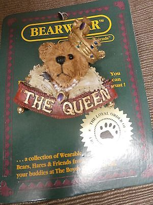 Boyds pin The Queen 01998-72