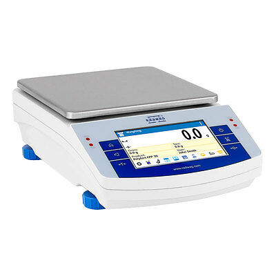 RADWAG WLC 20.X2 Precision Scale Lab Balance 20 Kilogram x 0.1g RS232 Wifi USB