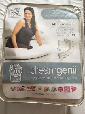 Dreamgenii Pregnancy Support And Feeding Pillow Maternity Cushion