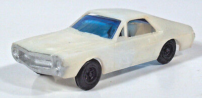 "Tyco AMC AMX 2"" Scale Model 1968 1969 1970 Vintage Hong Kong"