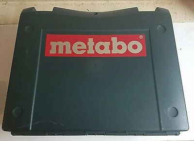 Metabo Plastic Carrying Case 625440