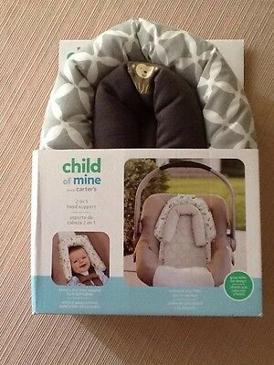 Carters Child of Mine 2 in 1 Head Support