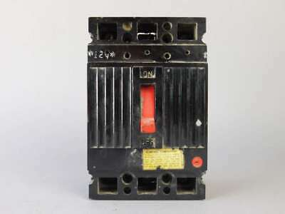 General Electric 3-Pole, 50 Amp, Circuit Breaker THED136050