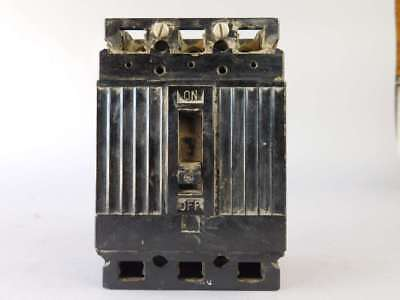 General Electric 3-Pole, 70 Amp, Circuit Breaker TEF134070
