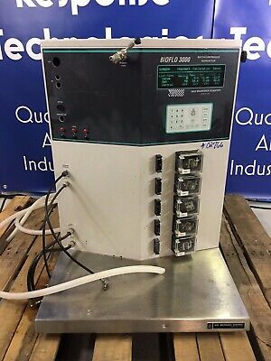 New Brunswick Scientific BioFlo 3000 Batch / Continuous Bioreactor Controller