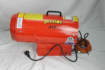 New Jetfire J15 Portable Heater And Dryer
