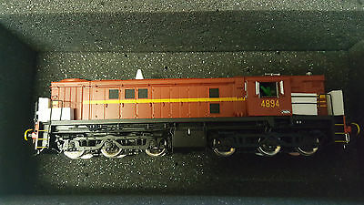 NSW 48-Class with DCC H0 Scale by Powerline Models with DA-SR DCC decoder f
