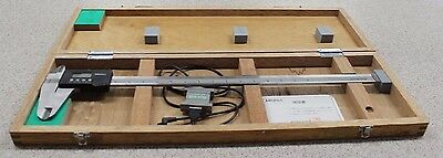"Mitutoyo Digital Caliper - 18 Inches CD-18"" 500-505-50"